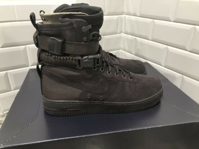 Nike SF Af1 Special Field Air Force 1 Velvet Brown 864024-203 Size ... 3f9a4dd04