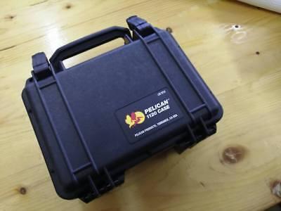 Umorismo Custodia Pelican Pl1120 Black Watertight Protector Case