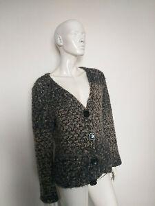 MARCCAIN-women-039-s-knit-cardigan-size-N4
