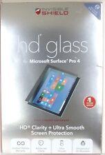 ZAGG MC4HGS-F00 InvisibleShield Microsoft Surface Pro 4 Glass Screen Protector
