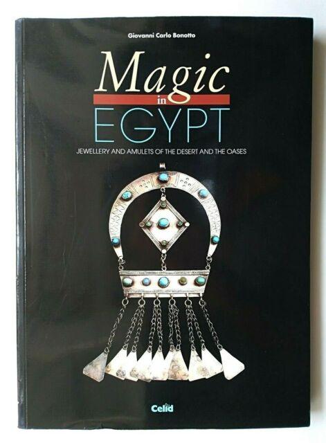 MAGIC IN EGYPT. Jewellery and amulets - G. Carlo Bonotto - ediz. in Inglese