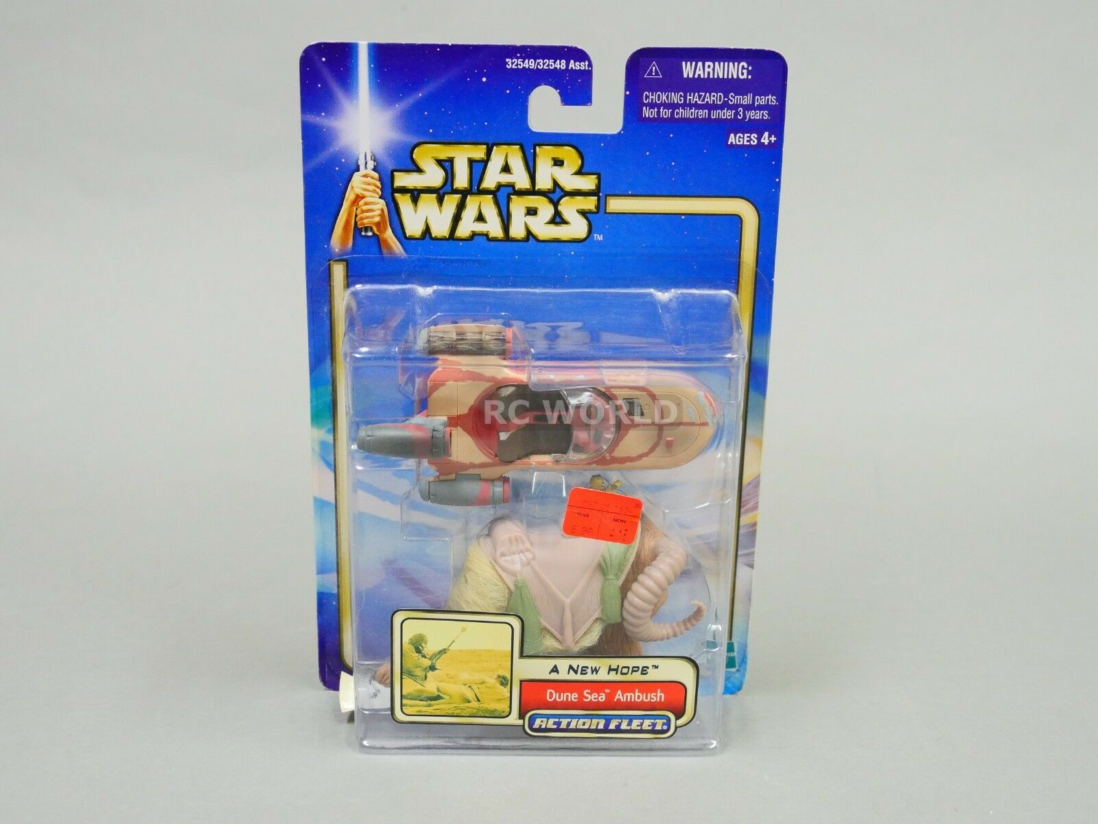 Star Wars Action Fleet A New Hope DUNE DUNE DUNE SEA AMBUSH   f4 3e94bd