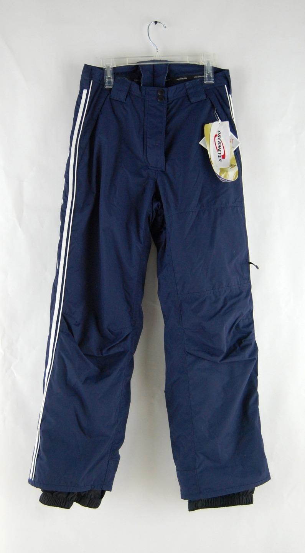 Women's Obermeyer AC Insulated Pant Waterproof bluee Ski Snowboard Size 10