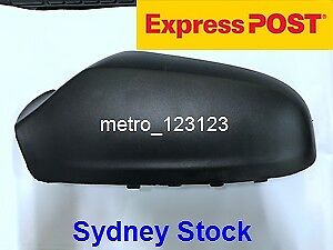 RIGHT DRIVER SIDE MIRROR COVER CAP HOUSING FOR HOLDEN ASTRA TS 1998-2005
