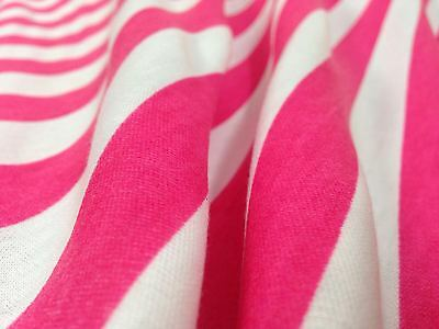 Jersey Fabric  - i Candy in Blush Pink -  Jersey Dress Fabric