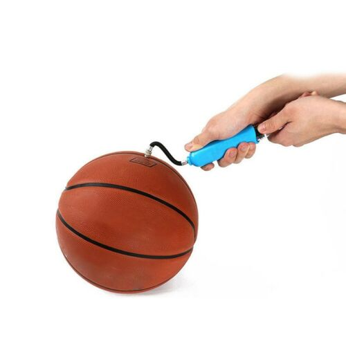 BE/_ Portable Mini Air Pump Inflator For Sport Balls Basketball Football Yoga Bal