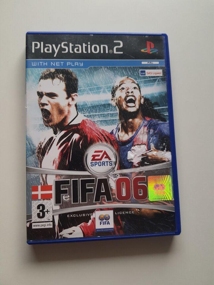 Fifa 06, PS2