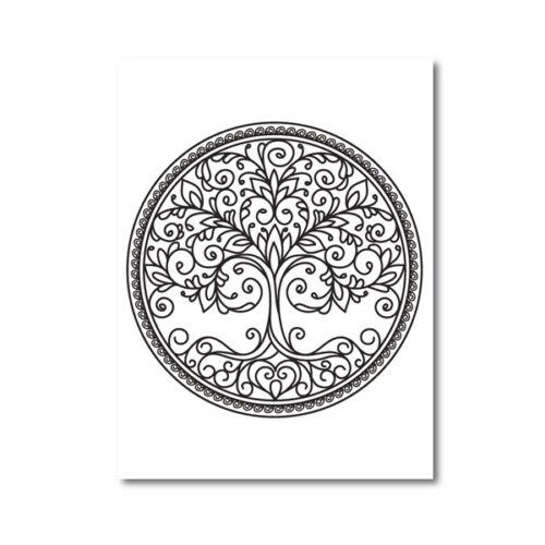 Murals Flower Plant Fleece Canvas Picture-XXL Images Art Print 206155p