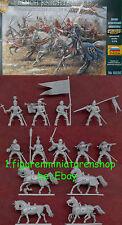 1:72 figuras 8036 French Knights-zvezda
