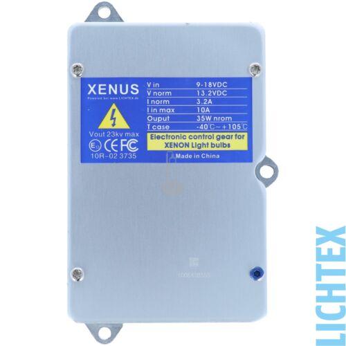 XENUS Xenon Scheinwerfer Vorschaltgerät 5DV 008 290-00 Ersatz für HELLA XA