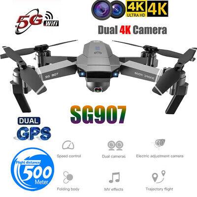 Drohne Drone x pro 5G WIFI FPV GPS 1080P HD Kamera Foldable 3D RC AR Quadcopter