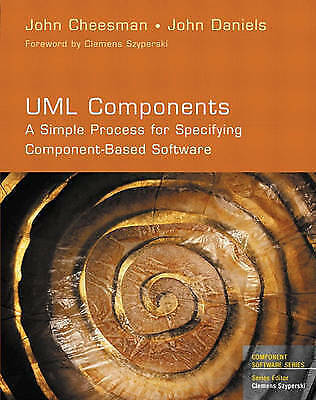1 of 1 - UML Components: A Simple Process for Specifying Component-Based-ExLibrary