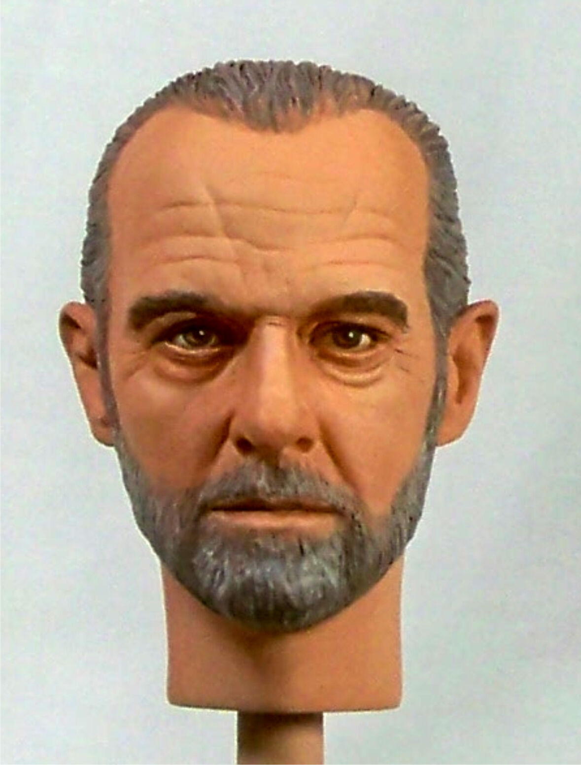 1:6 Custom Head of George Carlin as Rufus V2 from Bill and Ted's Bogus Journey