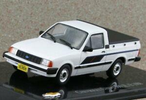 CHEVROLET 500 SL/E - Pick up - 1988 - white - Atlas 1:43