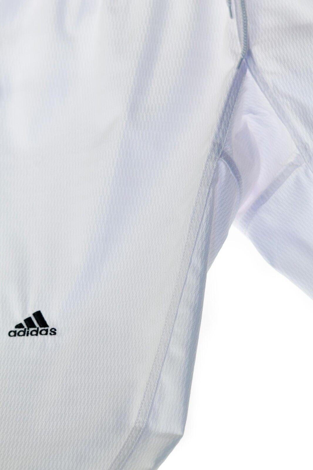 Adidas Taekwondoanzug, Adichamp III - schwarzes Revers - - - Taekwondo Anzug - Dobok afc9aa