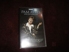 PAM AYRES LIVE IN CONCERT -   VHS VIDEO