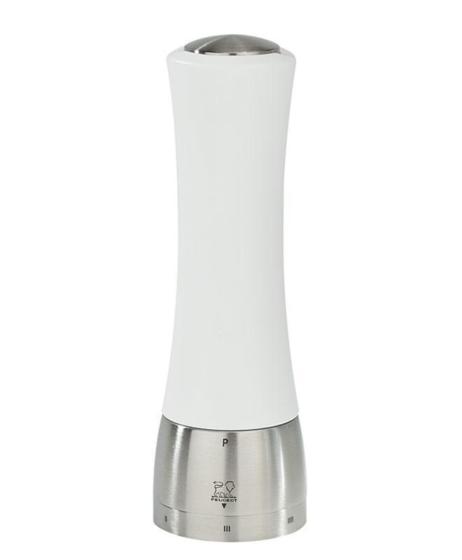 PEUGEOT Mulino spezie pepe Mulino Madras NUOVO 21 cm u 'Select Bianco