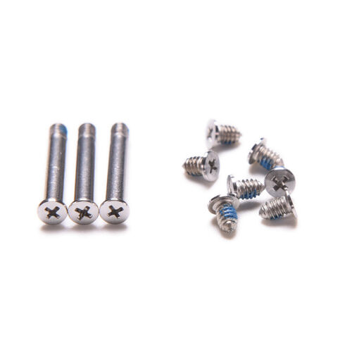 10X Screw Lot For Macbook Pro 13 15 17 A1278 A1286 A1297 Bottom Case LY