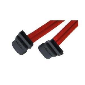 Copieux Gc858 - 45 Cm Sata Données Câble M-m R/a Red Data Cable-afficher Le Titre D'origine