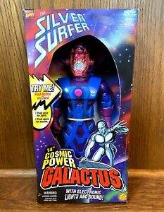 Cosmic-Power-Galactus-Vintage-14-034-Action-Figure-New-NIB-1998-Toybiz-Marvel-90s