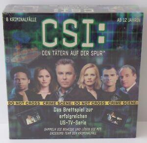 Piatnik-CSI-los-perpetradores-la-pista-a-el-juego-de-mesa-para-la-serie-de-culto-nuevo-New