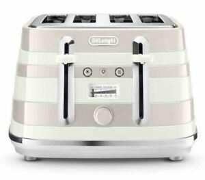 DeLonghi-Avvolta-4-Slice-Toaster-White-CTA-4003-W-CTA4003W
