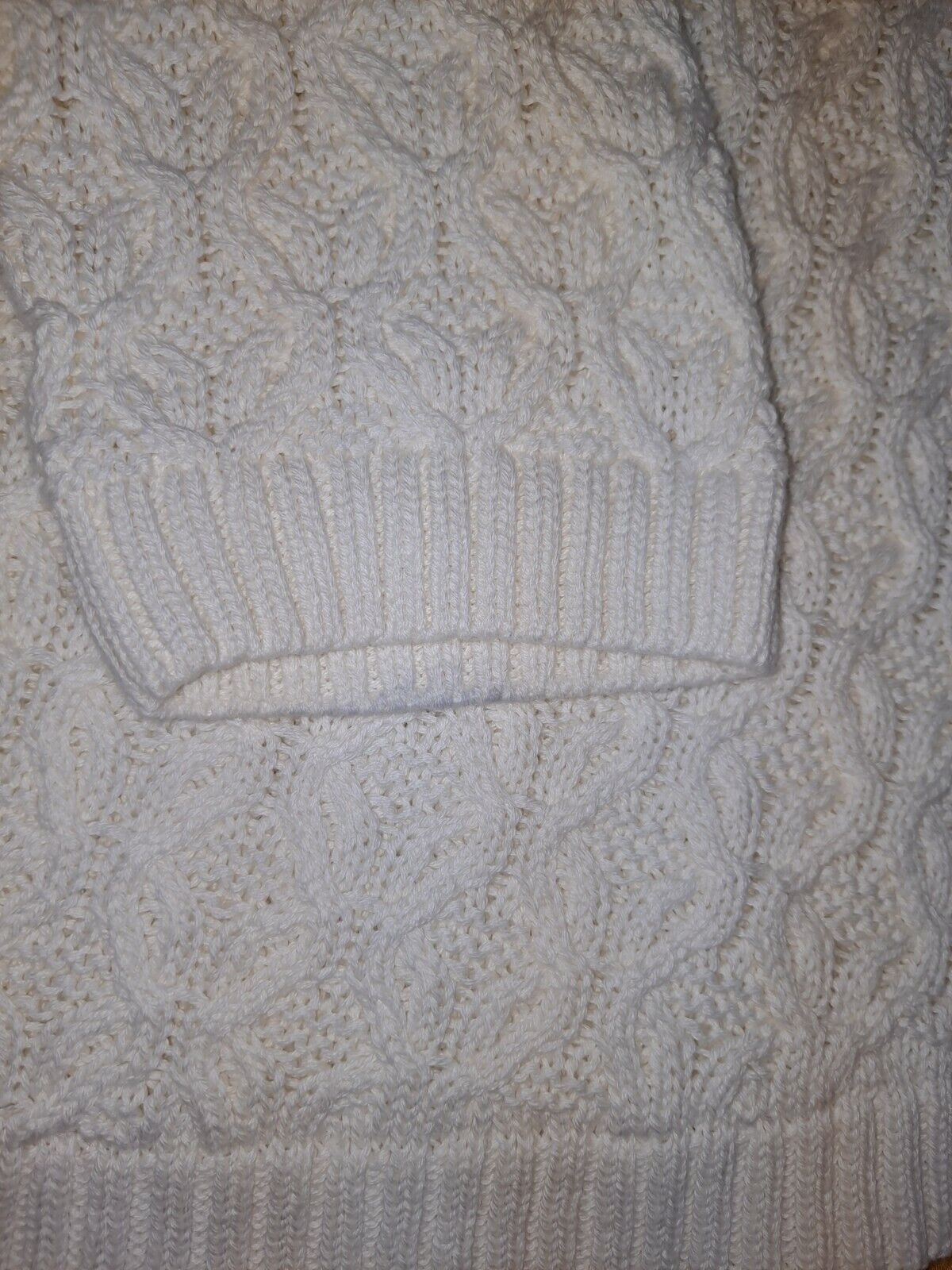 Women's Textured Knit Sweater Cable Knit Pullover… - image 7
