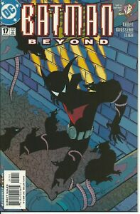 Batman Beyond N° 17 ( 2° Serie ) - Dc 2001 ( Comics Usa ) Couleurs Harmonieuses