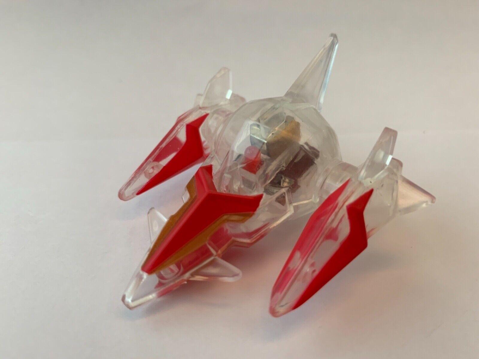 Rare Bandai chromium Chester set Ultraman Nexus machine series Plane Set of 4pcs