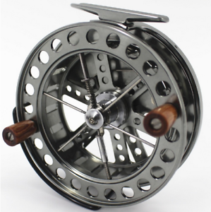 Freshwater Coarse Anglers Fishing Centrepin Float Reel Centre Pin Tredting Reel
