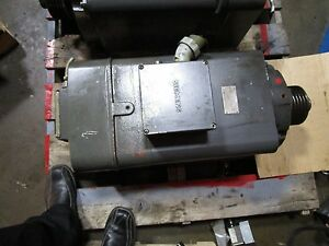 Details about Siemens 30HP AC Spindle Motor 1ph6161-4NF00-Z CMI# 1-606-3203  6500 RPM