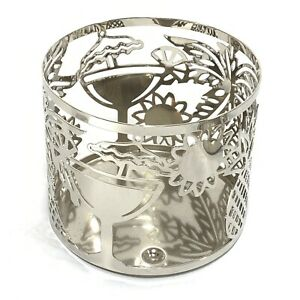 Bath-amp-Body-Works-Tropical-Palm-Tree-Margarita-3-Wick-Candle-Holder-Sleeve-Ring