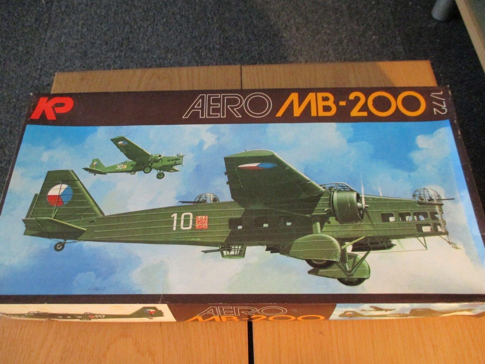 Kovozavody - Aero MB - 200 -  Bausatz - 1  72
