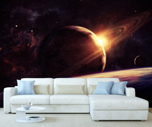 SENSORY ROOM OPTICAL CELESTIAL WALL PAPER ADHT AUTISM ASPERGES RELAXATION 065
