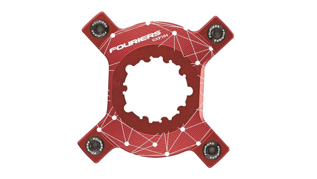 Chainring Spider adapt Congreener Shifter to Sram XX1 XO X9 GXP BCD104 Crank Arm