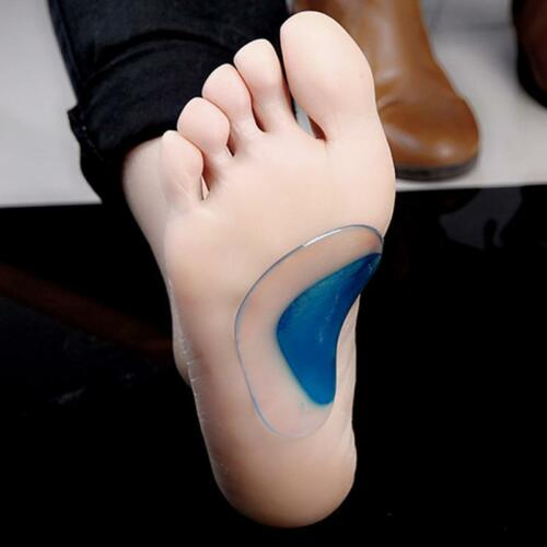 1Pair Arch Support Orthopedic Orthotic Cushion Flatfoot Correction Shoe Insole A