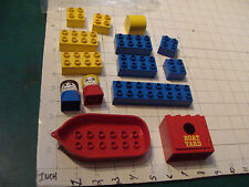 pieces Duplo CLASSROOM EARLY STRUCTURES Set 9660 Lego 100