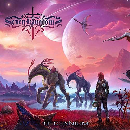 Seven Kingdoms - Decennium Nuevo CD