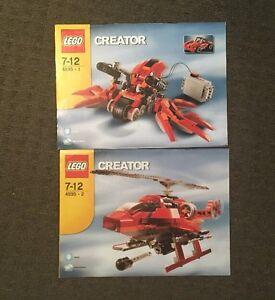 Lego-Creator-4895-100-Complete