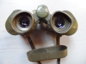 Hensoldt zeiss 8x30m bw fernglas jäger bundeswehr glas binoculars