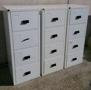 Cassettiere Metalliche Per Ufficio.3 Schedari Classificatori Cassettiere Metalliche Da Ufficio Ebay
