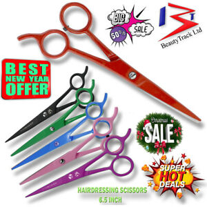 Professional-Hairdressing-Scissors-6-5-034-Barber-Salon-Hair-Cutting-RAZOR-Sharp-BT