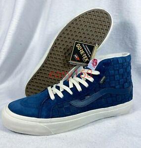 New Vans Sk8 Hi Sz 11 Shoes Gore-Tex