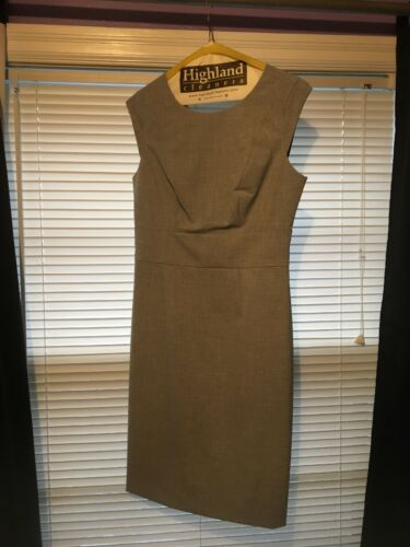 The Limited Collection Women/'s Dress Size 4 Sleeveless Gray