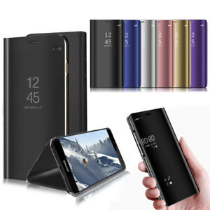 info for c71a6 cb00f HUAWEI Nova 3i - Luxury Smart Mirror View Stand Flip Phone Case ...