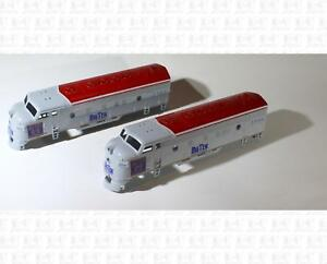 Athearn-HO-Parts-EMD-F7-F7A-1996-Big-Ten-Conference-Body-Shells-2
