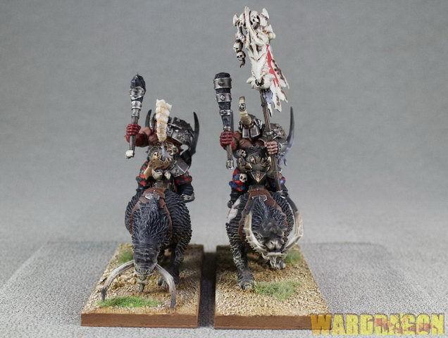 salida Warhammer edad de Sigmar Sigmar Sigmar Wds Pintado reinos ogros MOURNFANG caballería w57  precios razonables