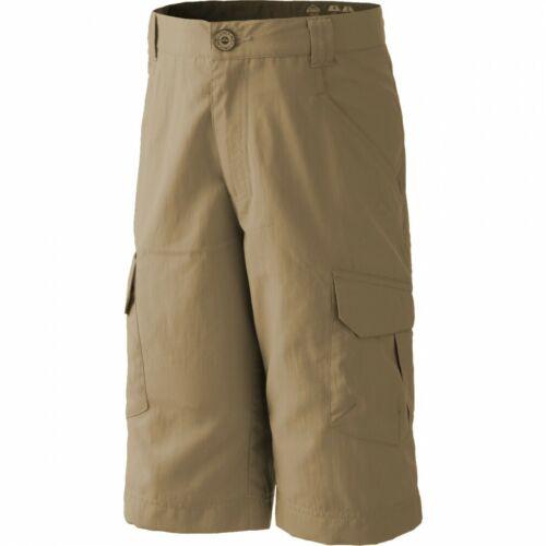 McKinley niños senderismo ocio Capri pantalones Roxburgh Olive