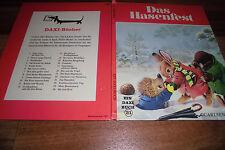 Racey Helps -- das HASENFEST // Daxi-Buch # 21 vom Carlsen Verlag 1. Aufl. 1968