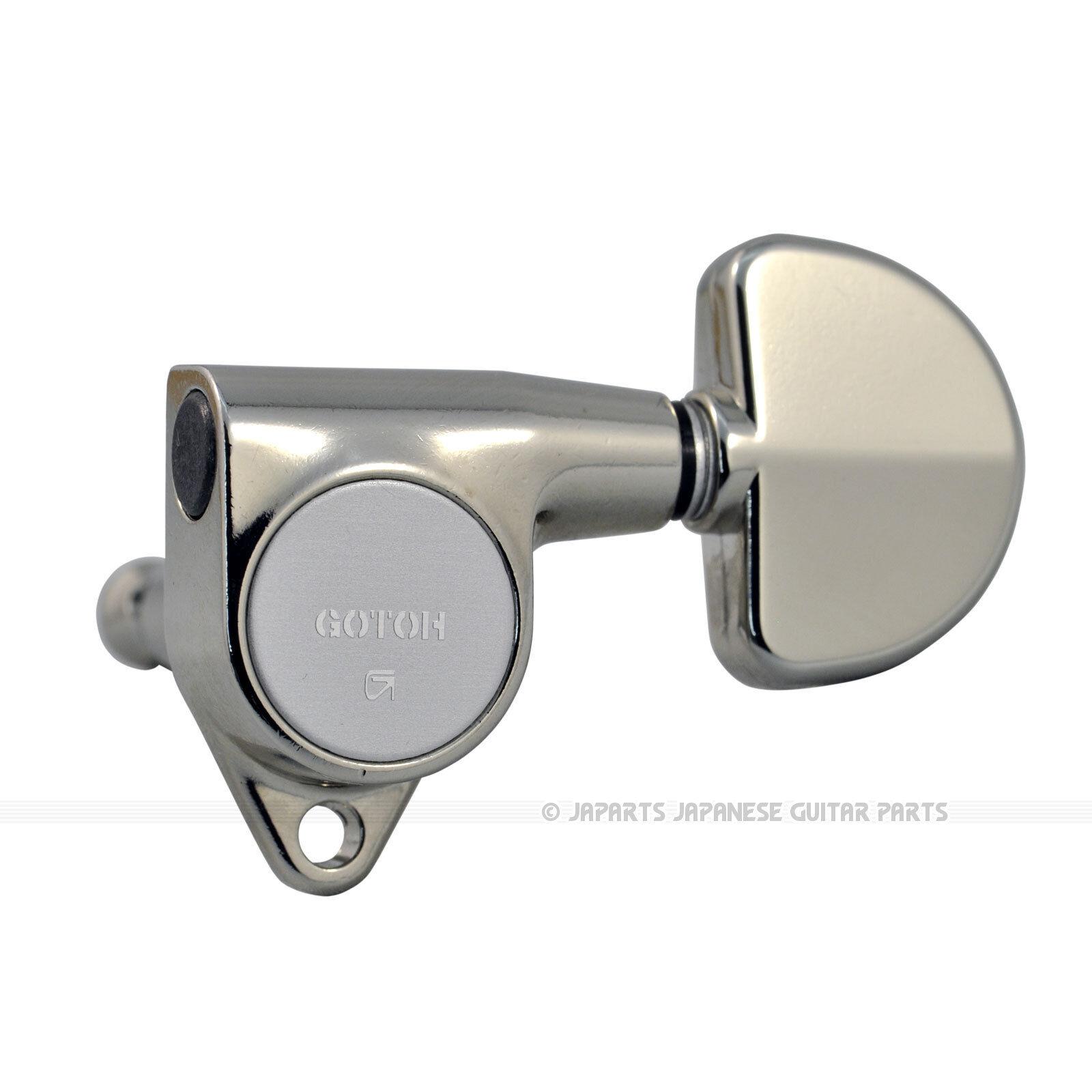 Gotoh sg301-20-ni L3 + R3 18 1 1 1 níquel sintonizadores Clásico Con Botones  marcas en línea venta barata